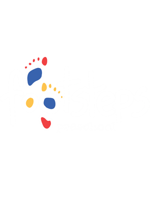 Footsteps Preschool Logo