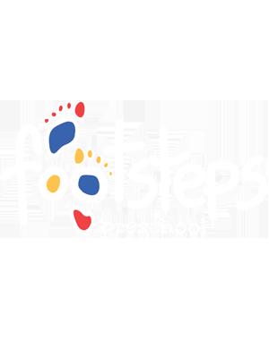 Footsteps Preschool Logo